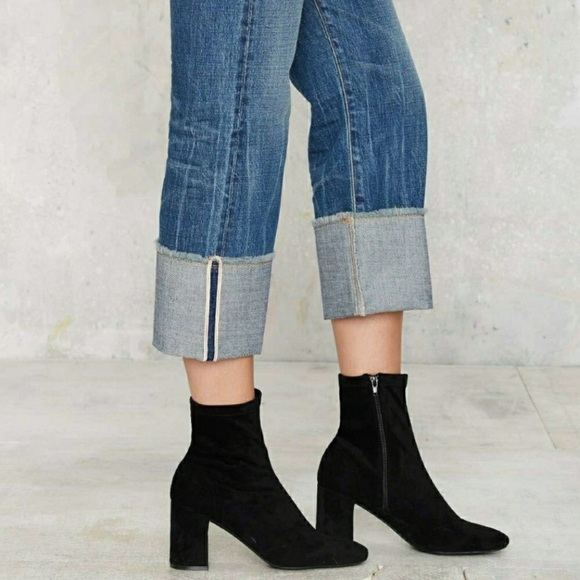 4a4b6e7476b1a Jeffrey Campbell Cienega Low Ankle Boot Suede
